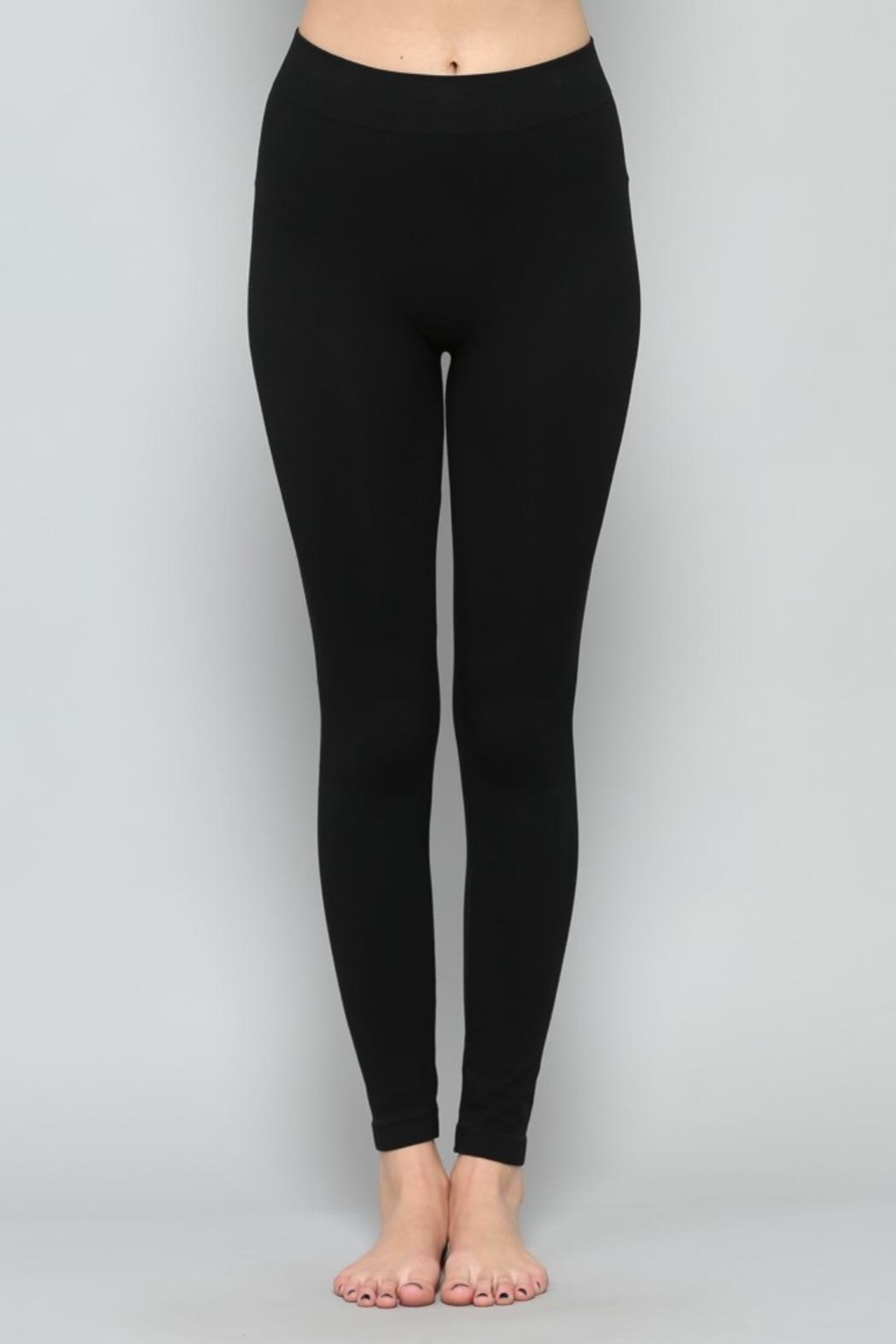 By Together Classic Black Legging - Main Image