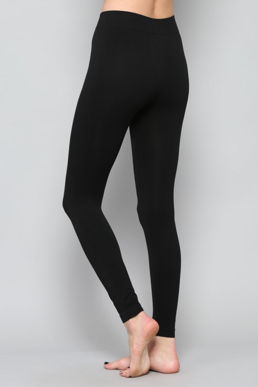 By Together Classic Black Legging - Side Cropped Image