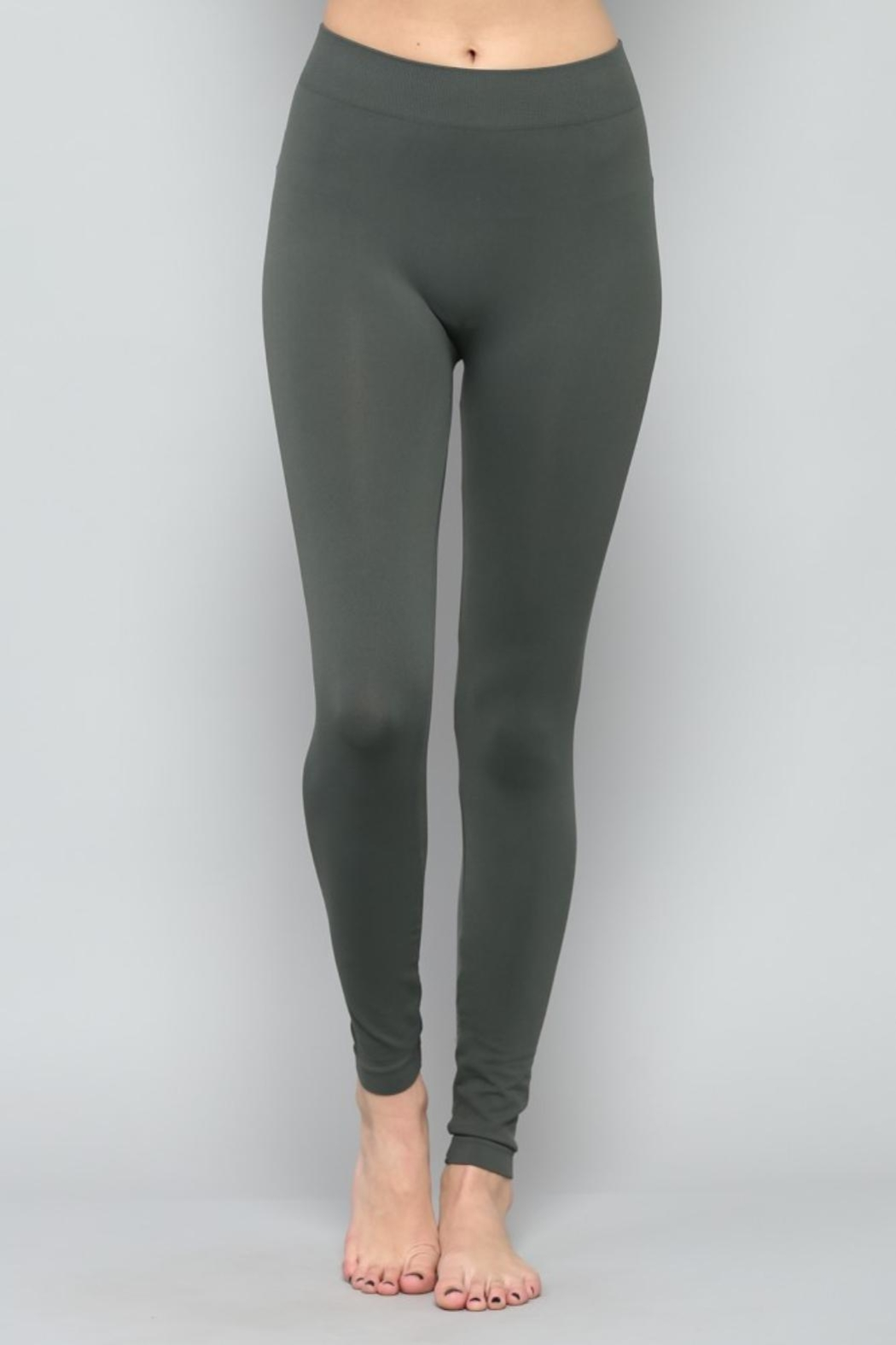 By Together Classic Grey Legging - Main Image