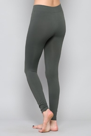 By Together Classic Grey Legging - Front full body