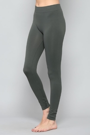 By Together Classic Grey Legging - Side cropped