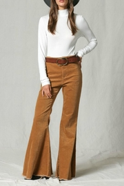 By Together Corduroy Bell Bottoms - Product Mini Image