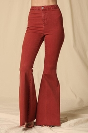 By Together Ebony Flare Jeans - Product Mini Image