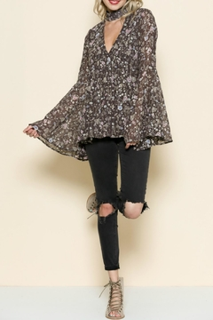 By Together Floral Print Top - Product List Image