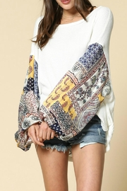 By Together Gypsy Paisley Print - Front full body