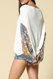 By Together Gypsy Paisley Print - Back cropped