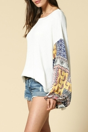 By Together Gypsy Paisley Print - Side cropped