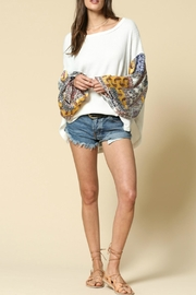 By Together Gypsy Paisley Print - Front cropped