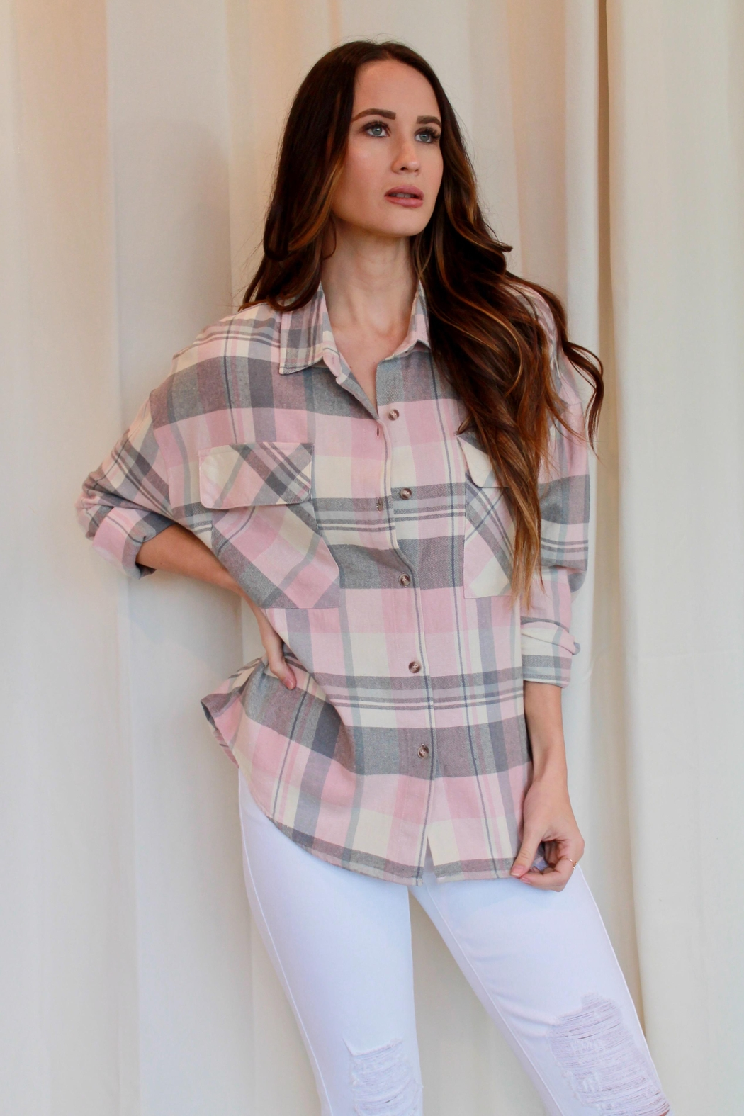 By Together Jordache Flannel - Front Full Image