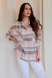 By Together Jordache Flannel - Front full body