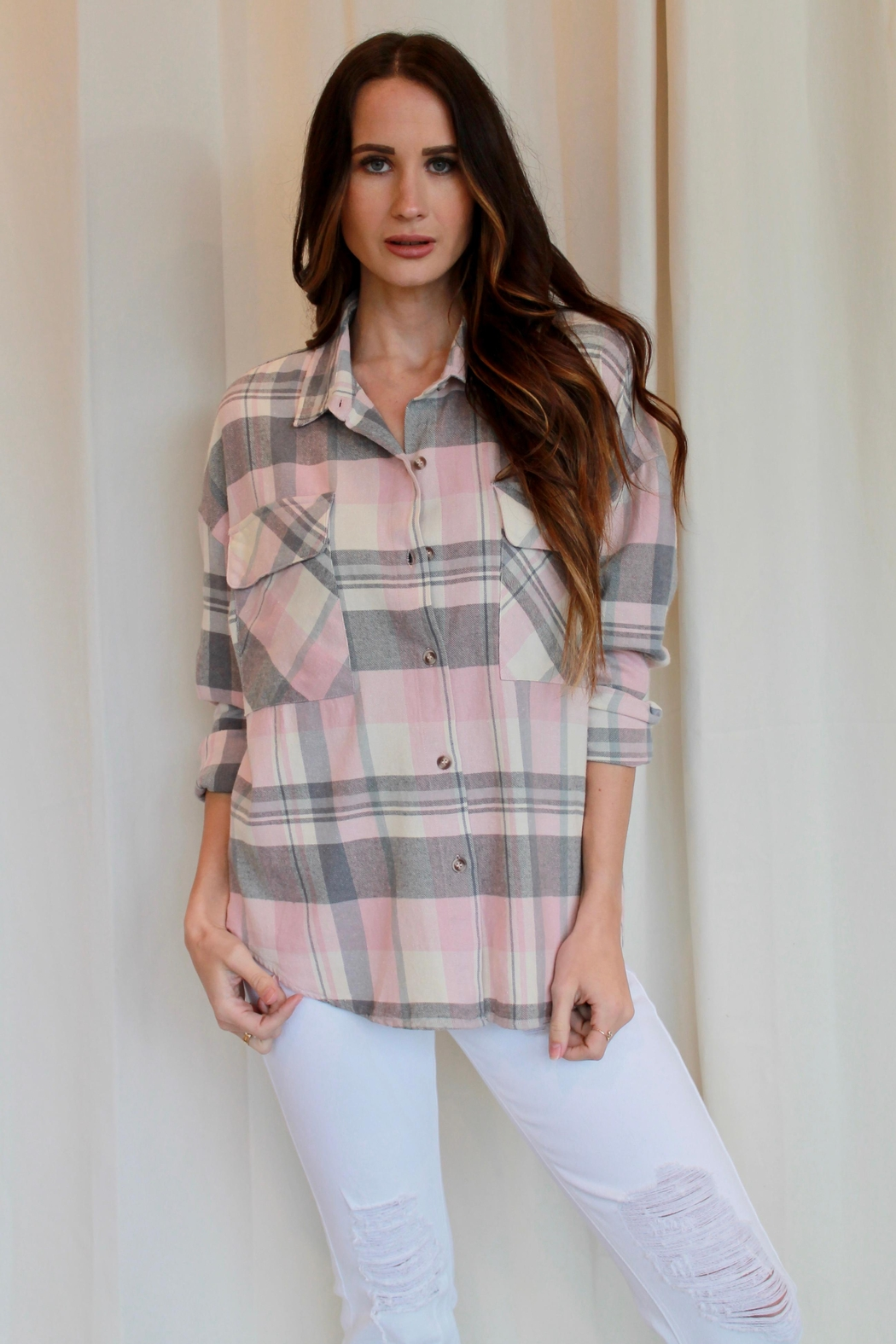By Together Jordache Flannel - Main Image