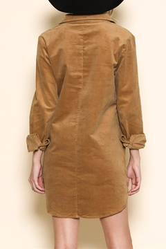 By Together Kitty's Corduroy Dress - Alternate List Image