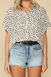 By Together Leopard Print Shirt - Product Mini Image