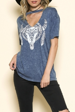 By Together Mineral Wash Graphic Tee - Alternate List Image