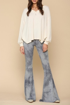 By Together Moonlight Tie-Dye Flares - Product List Image