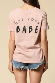 By Together Not Your Babe - Product Mini Image
