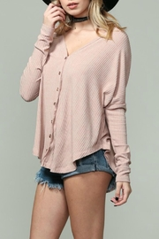 By Together Ribbed Button Down - Other