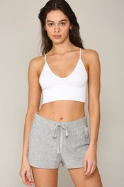 By Together Ribbed Triangle Brami - Side cropped