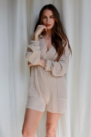 By Together Sand Dunes Romper - Product Mini Image