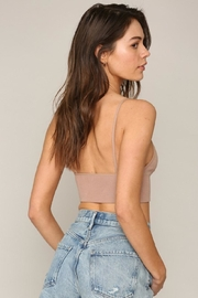 By Together Seamless Ribbed Brami - Side cropped