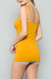 By Together Seamless Spaghetti Tank - Back cropped