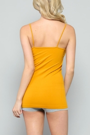By Together Seamless Spaghetti Tank - Front full body