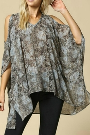By Together Snakeskin Tunic - Product Mini Image