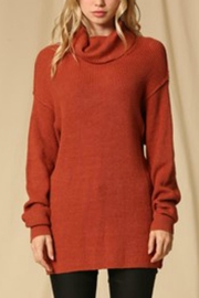 By Together Soft Turtleneck Sweater - Product Mini Image