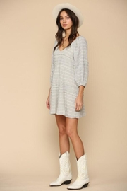 By Together Striped Gauze Dress - Other
