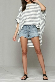 By Together Striped High Low - Product Mini Image