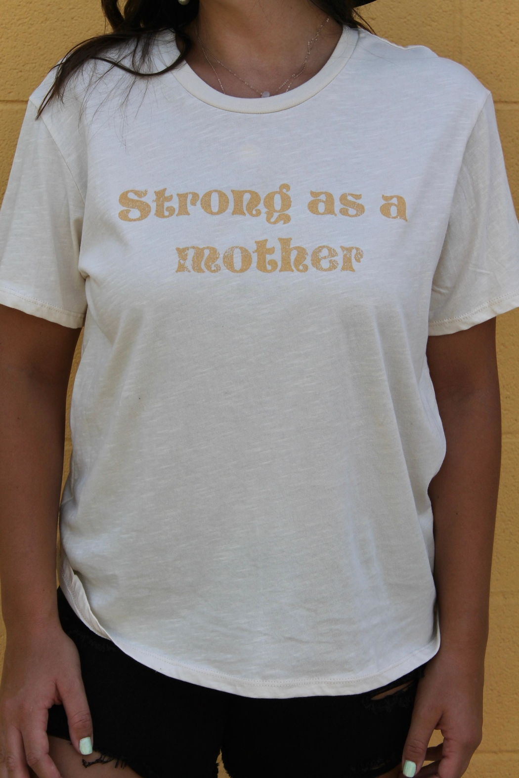 By Together Strong Asa Mother - Front Full Image