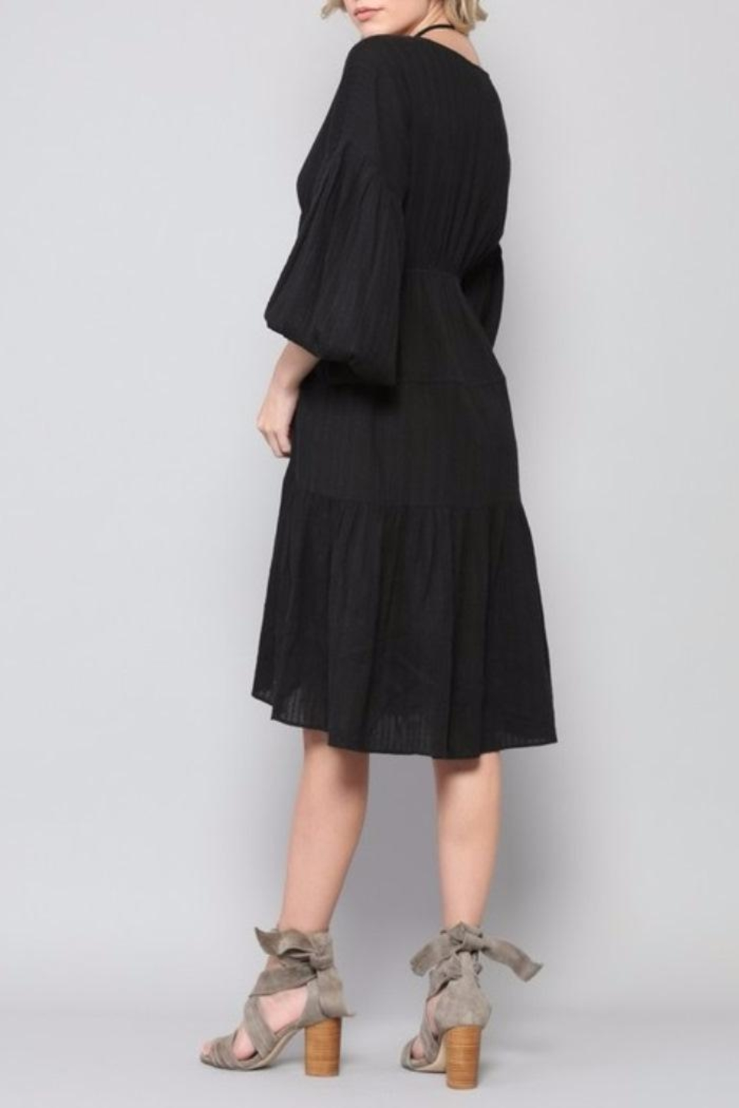 By Together Tiered Dress - Front Full Image
