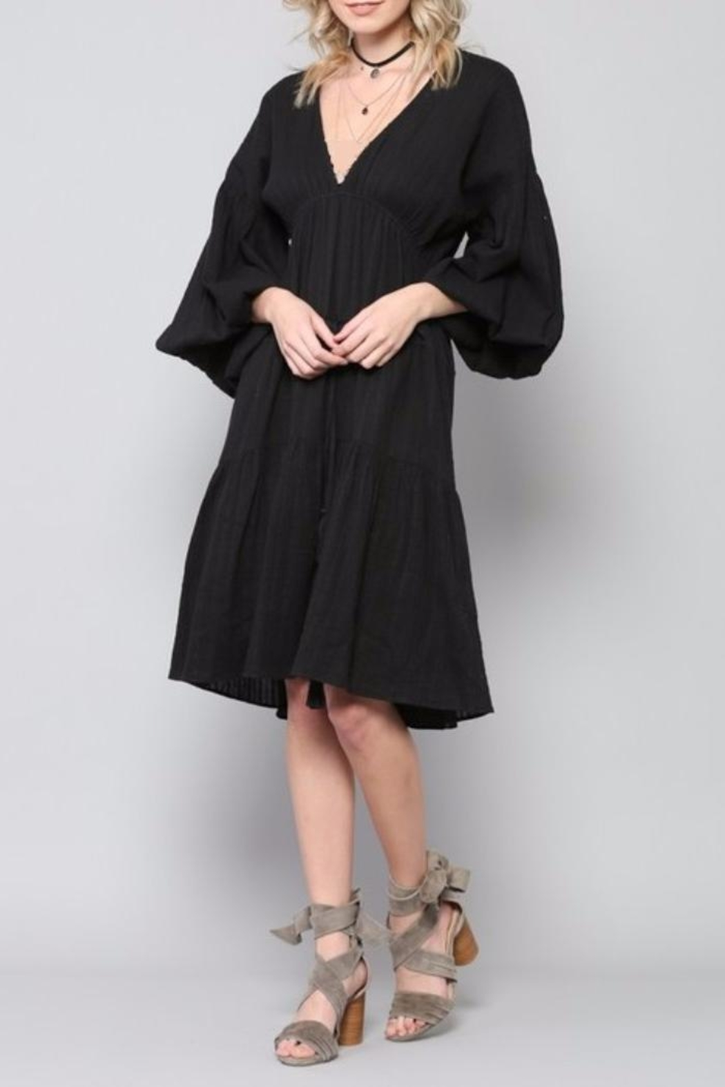 By Together Tiered Dress - Main Image