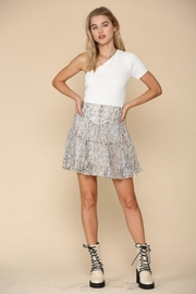 By Together Tiered Floral Skirt - Other