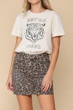 By Together Tiger Graphic Tee - Product List Image