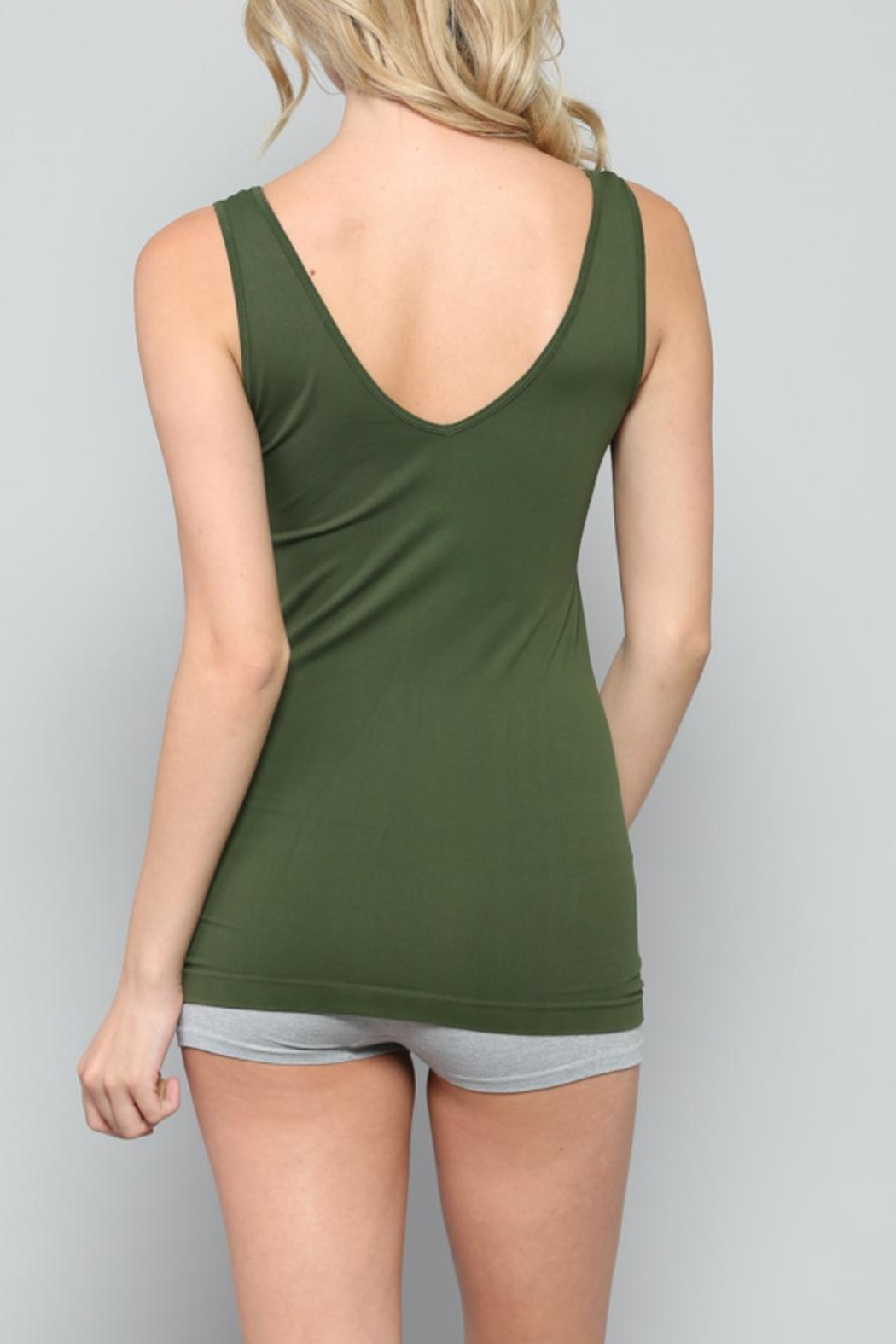 By Together U-V Seamless Tank - Front Full Image