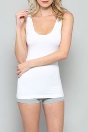 By Together U-V Seamless Tank - Front cropped