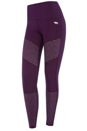 Running Bare Bynd Stand Legging - Front cropped