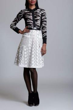 Byron Lars Animal Lace Dress - Alternate List Image