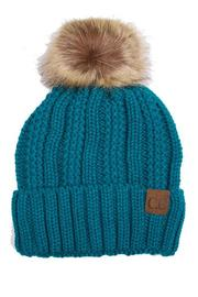 C.C. Knitted Hat - Product Mini Image