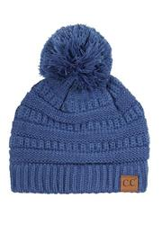 C.C. Pom Beanie - Product Mini Image