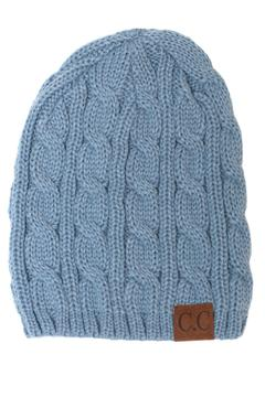 Shoptiques Product: Cable Knit Beanie