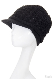 C.C. Fashion Winter Hat - Front cropped