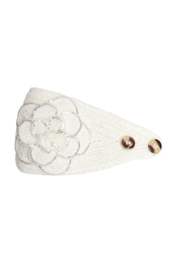 Shoptiques Product: Floral Knit Headband