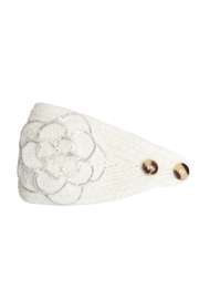 C.C. Floral Knit Headband - Product Mini Image