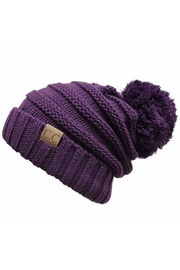 C.C. Slouchy Hat - Front cropped
