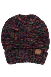 C.C. Slouchy Knit Beanie - Product Mini Image