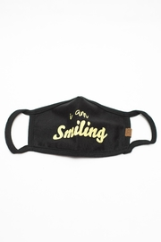 C.C. Smiling Face Mask - Product Mini Image
