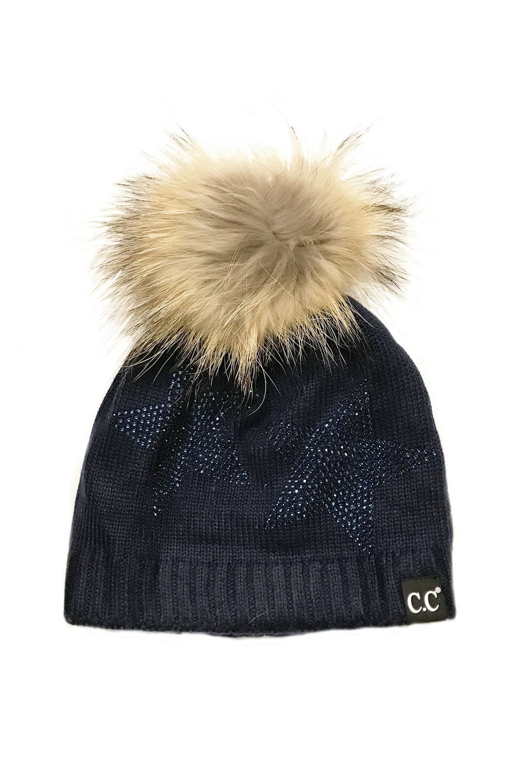 C.C. Star Dazzled Hat - Main Image