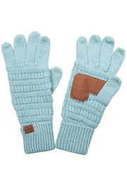 C.C. Touchscreen Compatible Gloves - Product Mini Image